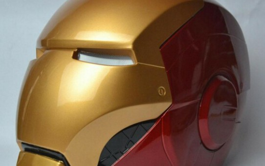 Iron Man Helmet Kit by MB-Industry