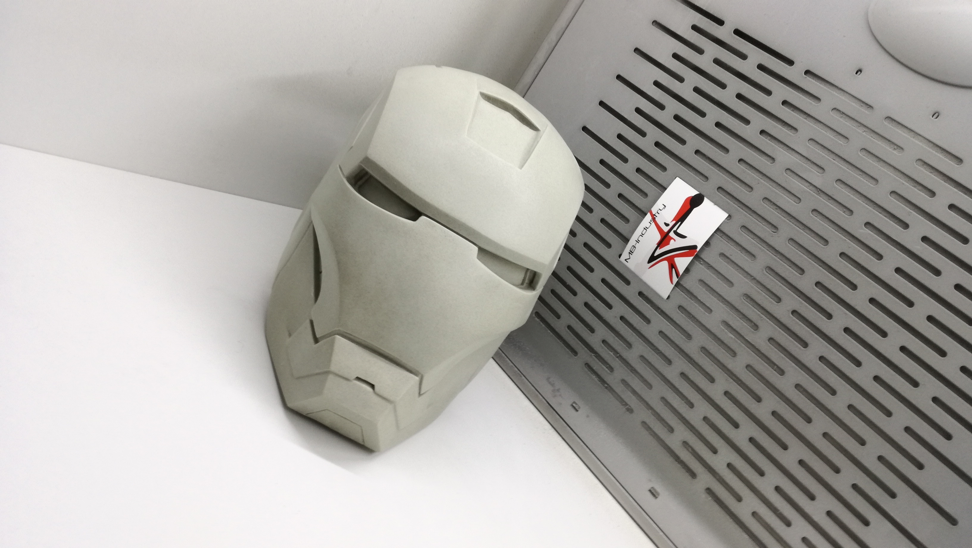 Mk 2-7 Iron Helmet pronto!